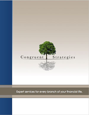 Learn how being congruent in your finances life can have a positive influence on your life for years to come.